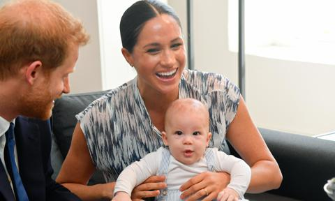 Exciting baby news for Meghan Markle as Archie gets a new playmate