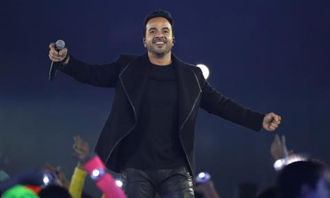 Luis Fonsi is heading to another TV show