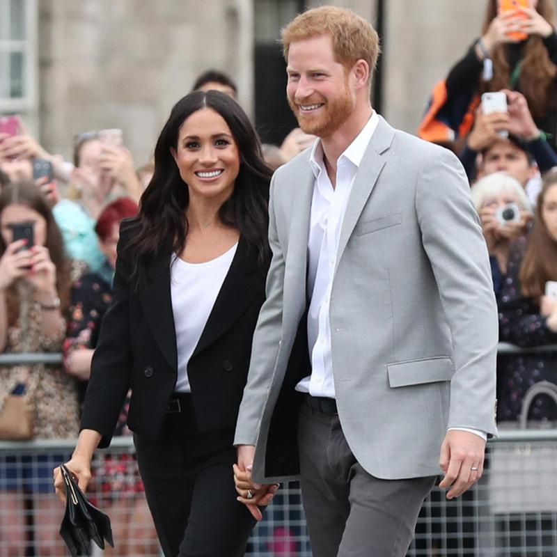 Meghan and Harry's royal duties ended on March 31