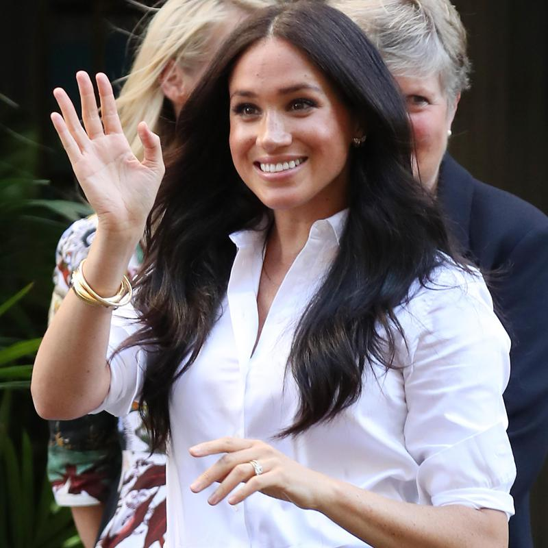 Meghan Markle's hairstylist breaks silence on working with her