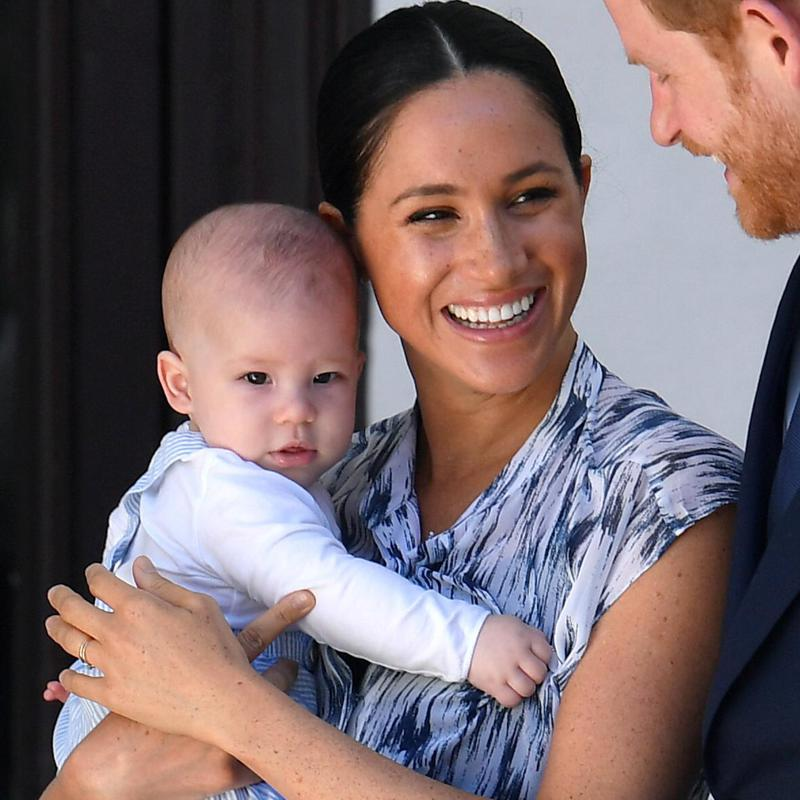 Meghan Markle and Prince Harry's son will celebrate his first birthday on May 6