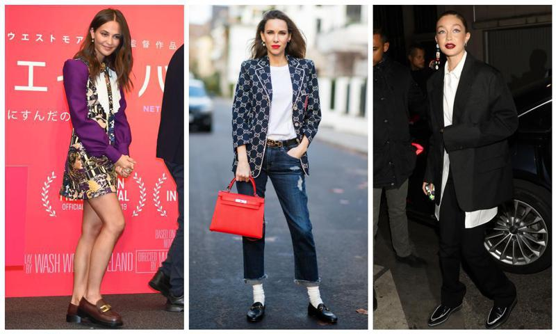 Here's how to style loafers like a celebrity