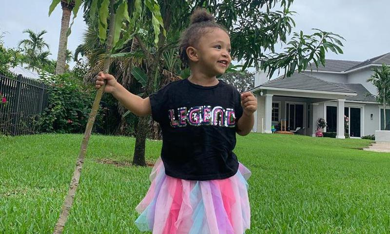 Serena Williams' daughter Olympia's top 20 cutest moments
