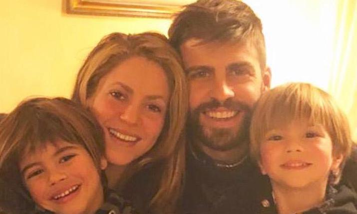 Shakira and Gerard Piqué's son is a mini photographer