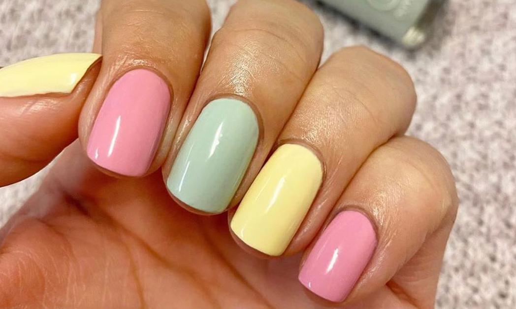 Celebrate Spring And Easter With These Nail Designs Photo 1