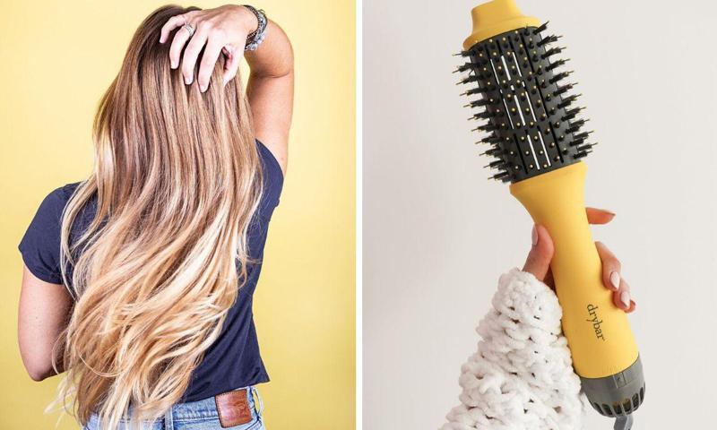 Easy ways to blowout your hair at home