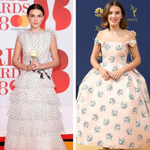 11 Of Millie Bobby Brown S Best Red Carpet Looks Photo 1