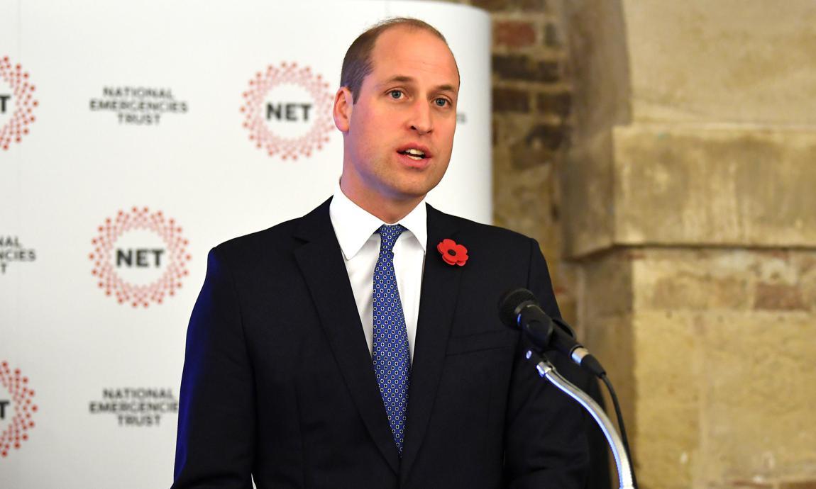 Prince William's new job revealed