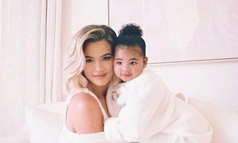 Khloe Kardashian's daughter