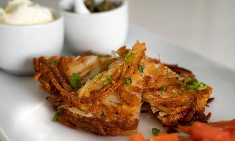 Pommes Darphin: a fancy alternative to hash browns