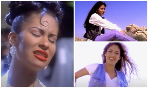 Selena Quintanilla S Most Iconic Music Videos