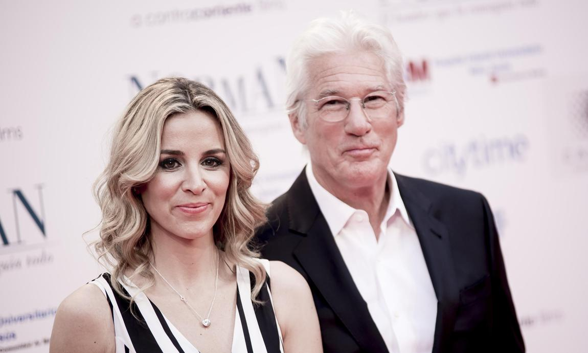 Richard Gere And His 34-Years Younger Wife Welcome Their Second Son