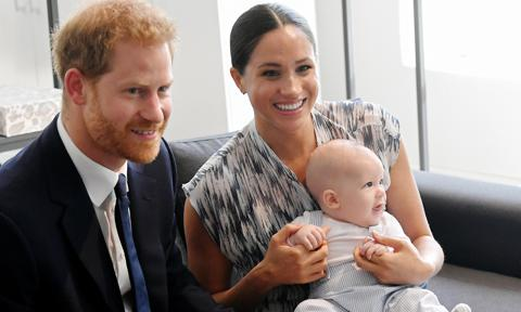 Meghan Markle, Prince Harry and Archie caught up in L.A earthquake