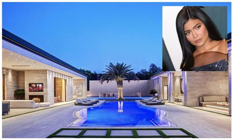 Billionaire influencer, Kylie Jenner, has just purchased a brand new $ 36.5 Million Dollar mansion