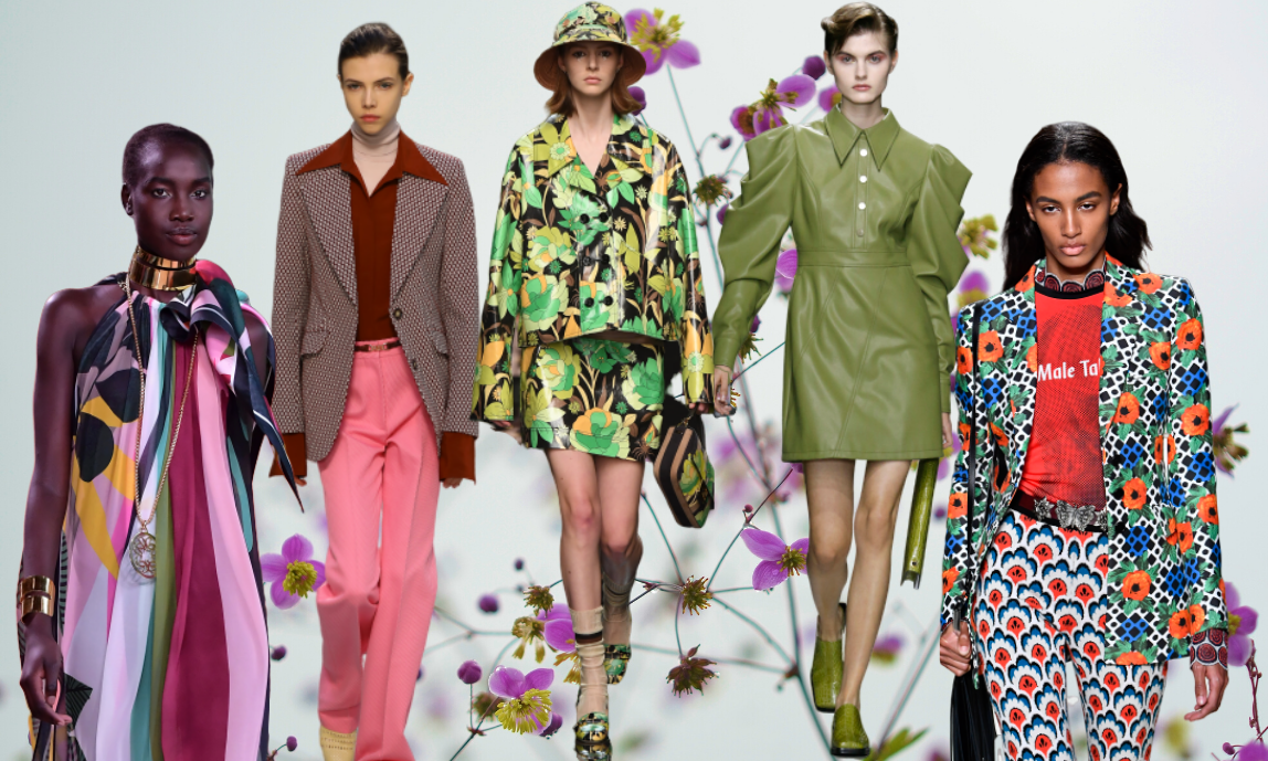 Spring 5 fashion trends you must wear this season - Photo 5
