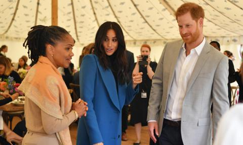 The Duchess Of Sussex Hosts 'Together' Cookbook Launch