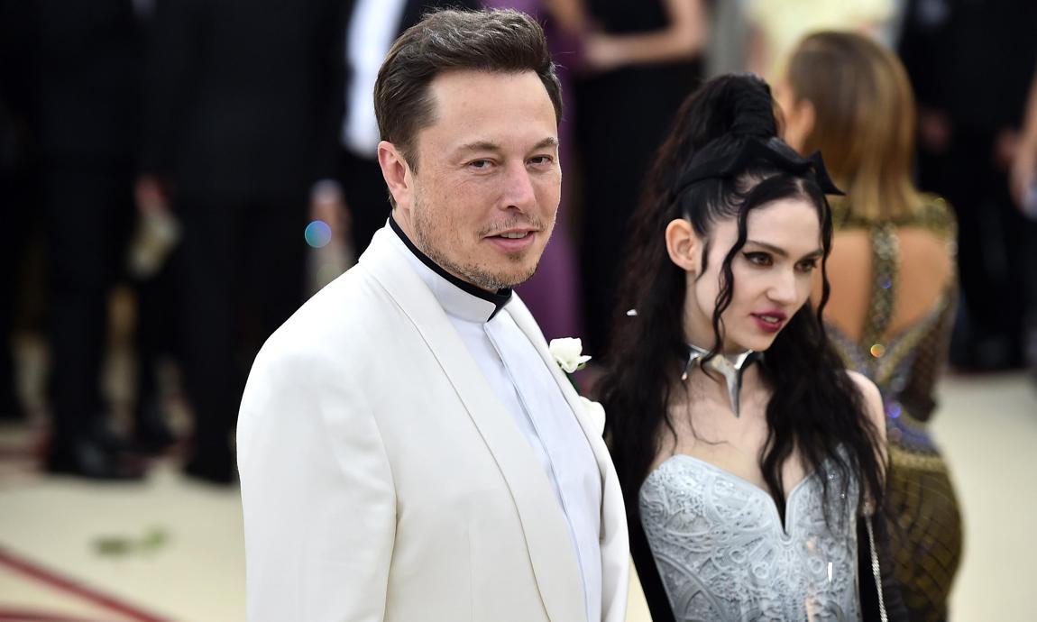 Elon Musk llama a su primero hijo