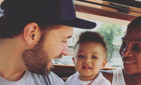 Fun facts about Serena Williams' daughter