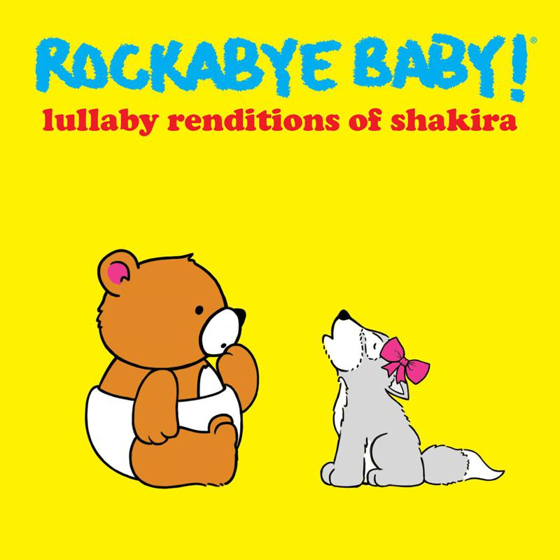 Shakira's best songs are turning into lullabies