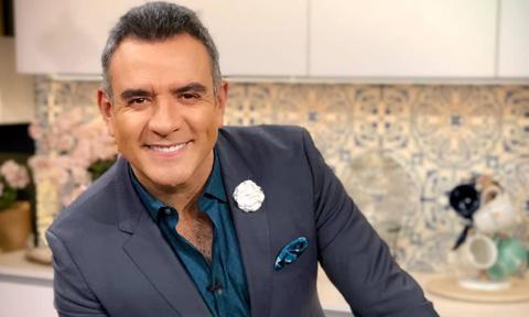 Héctor Sandarti le dice adiós a Un nuevo día