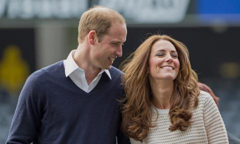 Happy anniversary, Prince William and Kate!