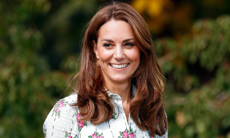 Kate Middleton charms with looks by British label Raey
