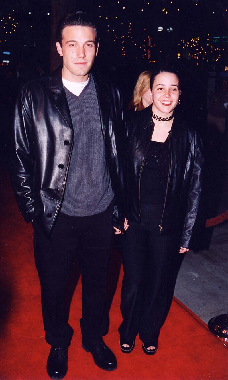 Affleck dated who has ben Ben Affleck