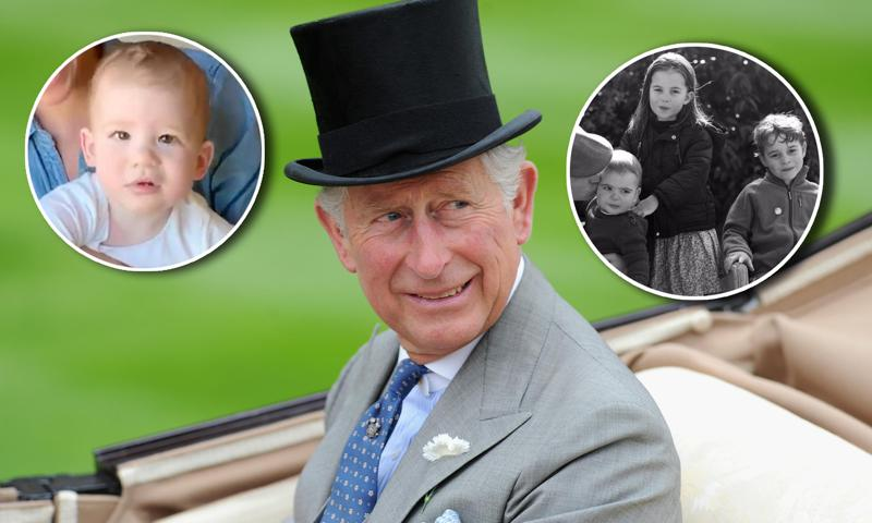 Prince Charles wants to make the world a better place for his grandchildren