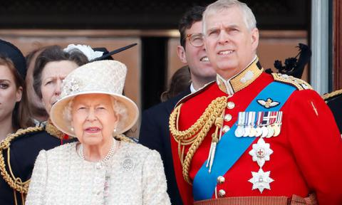 Prince Andrew reacts to claims he's not cooperating in Jeffrey Epstein investigation