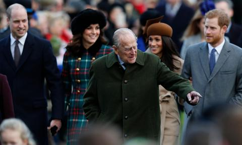 How Meghan Markle, Kate Middleton, more are celebrating Prince Philip's 99th birthday