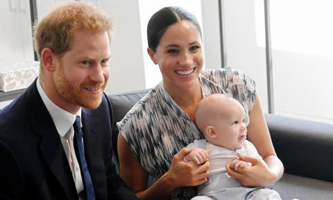 Meghan Markle and Prince Harry taking legal action to protect son Archie after 'red line' was 'crossed'