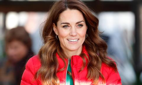 "The Duchess Of Cambridge Launches Community Photography Project ""Hold Still"""
