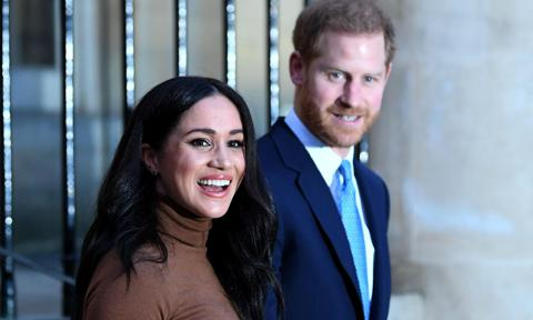 Meghan Markle and Prince Harry carry out secret visit in L.A.: See photos