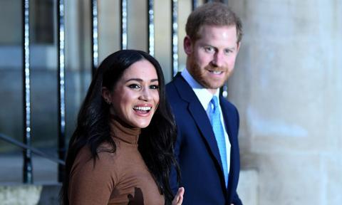 Meghan Markle and Prince Harry accomplish post-royal exit goal
