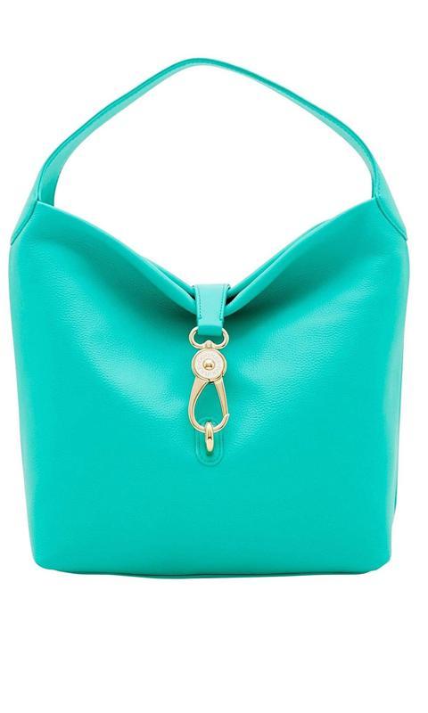 Belvedere Logo Lock Shoulder Bag by Dooney & Bourke