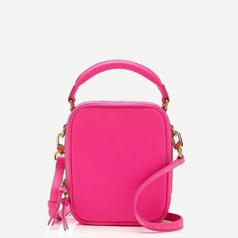 Boxy Top-Handle Bag from J.Crew