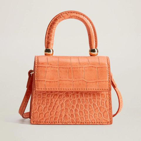 Texture Mini Bag from Mango