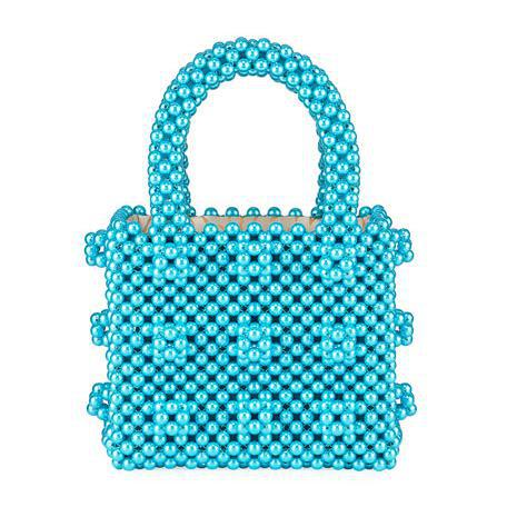 Classic Mini Pearly Handbag by Shrimps