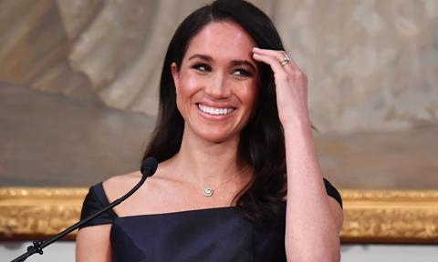 Meghan Markle spoke Spanish perfectly during her visit to Homeboy Industries in Los Angeles