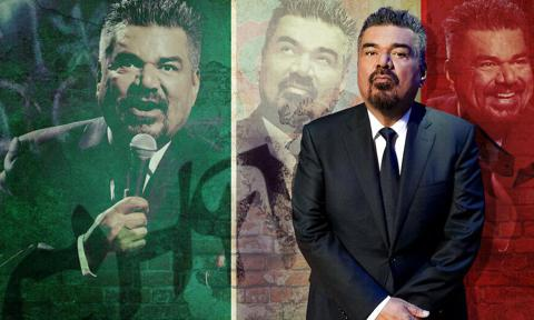 George Lopez premieres his first Netflix stand up comedy title 'We'll Do It For Half'