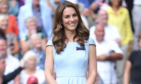 Kate Middleton serves up 'special' surprise