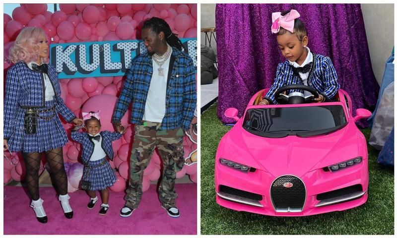 Cardi B S Daughter Kulture Turns 2 With Over The Top Bash Photos