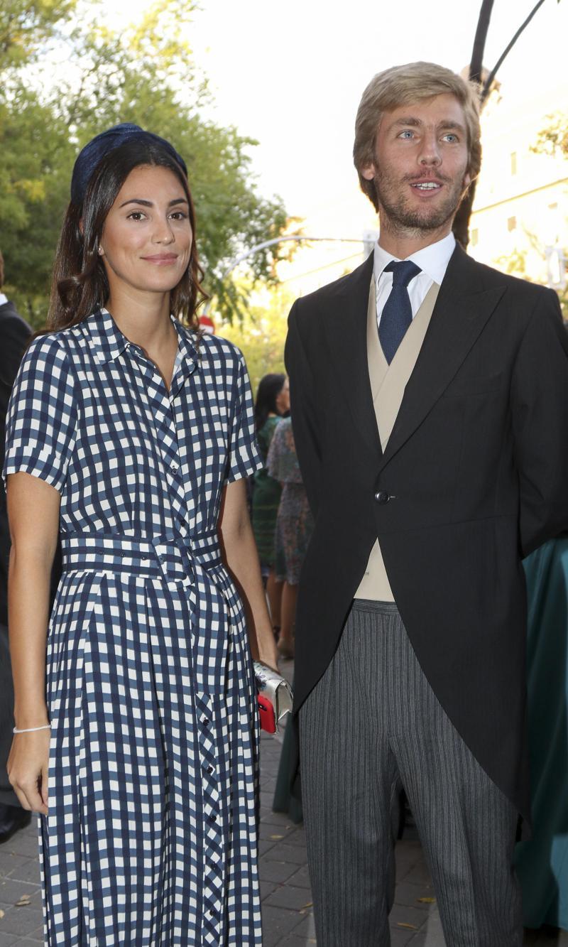 Alessandra De Osma Y El Príncipe De Hanover Reciben A Sus Mellizos