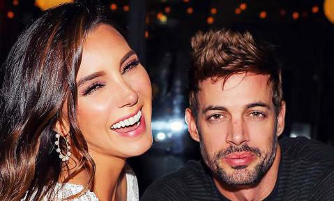 William Levy y Elizabeth Gutiérrez una sonrisa de amor