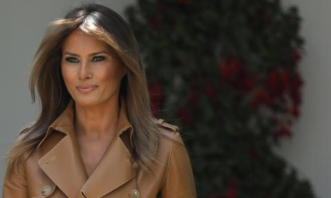 First Lady Melania Trump announces update coming to the White House