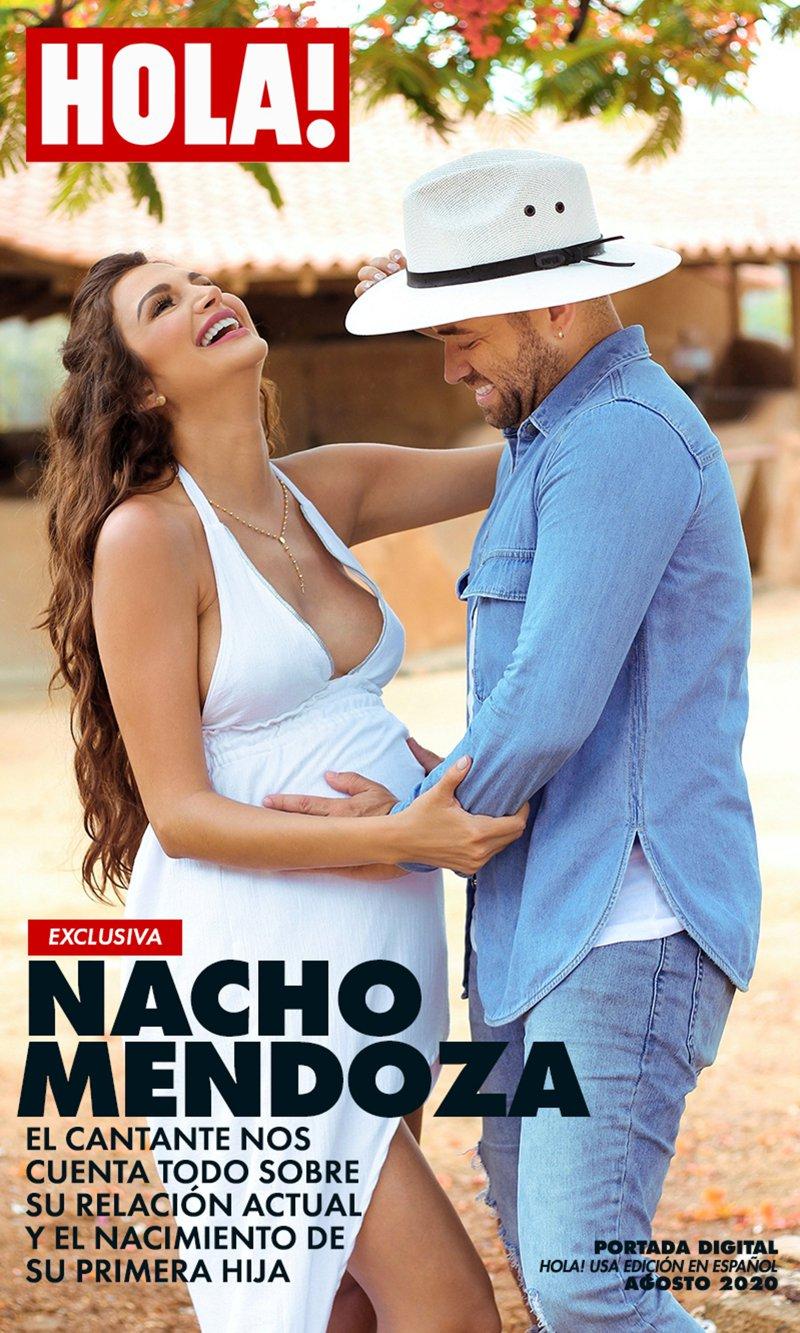 El cantante venezolano nos cuenta en exclusiva cómo vive su paternidad en compañía de su pareja Melany Mille y su princesa Mya Michelle