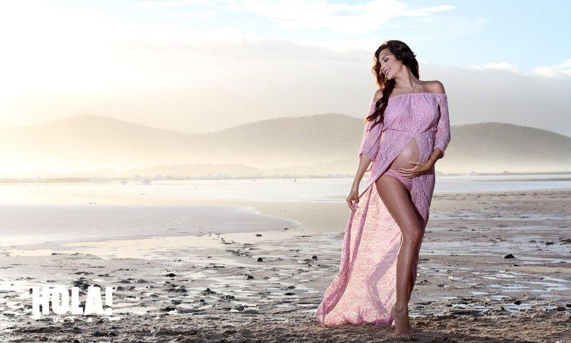 La vida de Nacho Mendoza dio un giro completo el pasado 5 de julio, cuando él y su novia Melany Mille presenciaron con alegría el nacimiento de Mya Michelle, su 'princesa'.