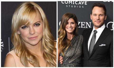 Anna Farris Kept It Classy By Congratulating Her Ex Chris Pratt On His New Baby
