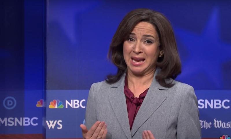 "Maya Rudolph reacts to Joe Biden's VP selection Kamala Harris - ""Oh S***"""