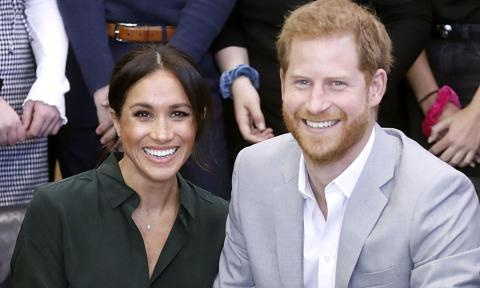 Meghan Markle and Prince Harry secretly move to a new city